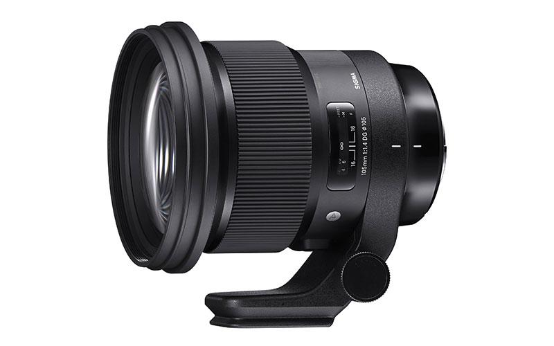 SIGMA 105mm f/1.4 DG HSM Art Lens