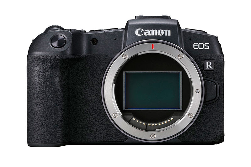 Canon anuncia la nueva cámara EOS RP