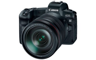 Análisis de la cámara Canon EOS R
