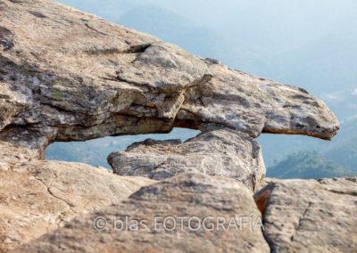 Rocas caprichosas