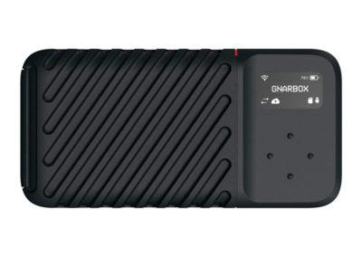 Gnarbox 2.0 SSD - Dispositivo de respaldo resistente para su cámara