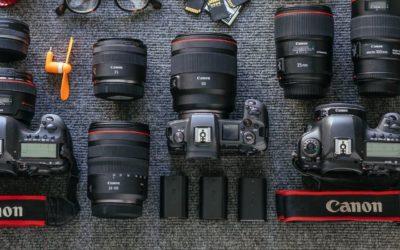 Ofertas flash de objetivos Canon