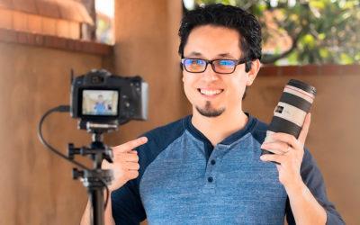 Convierta su cámara Canon en una cámara web con el software EOS Webcam Utility Beta