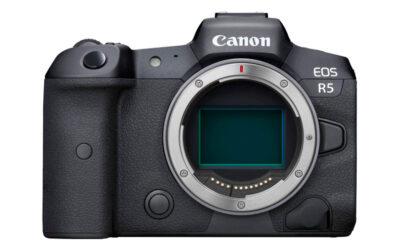Canon presenta la nueva Canon EOS R5 revolucionando el mercado mirrorless