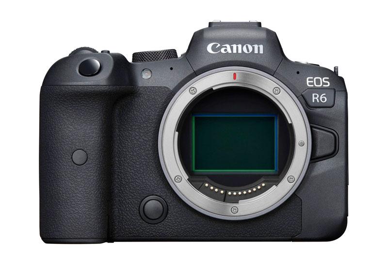 Canon presenta la nueva Canon EOS R6 pensada para los aficionados avanzados