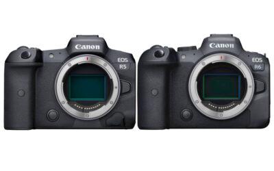 Canon EOS R5 vs. R6: ¿Cuales son las diferencias?